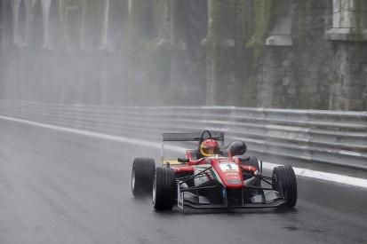 European F3 Pau: Williams F1's Lance Stroll takes pole position