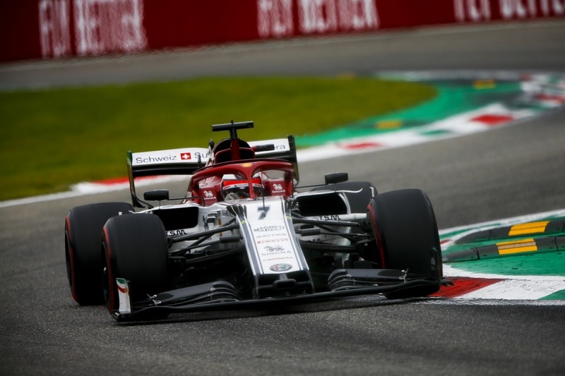 Italian GP grid set after penalties, pitlane start for Raikkonen