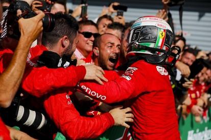 Italian Grand Prix: Leclerc resists Mercedes for Monza victory