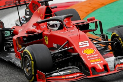 Vettel escapes Monza F1 qualifying penalty after Q3 chaos