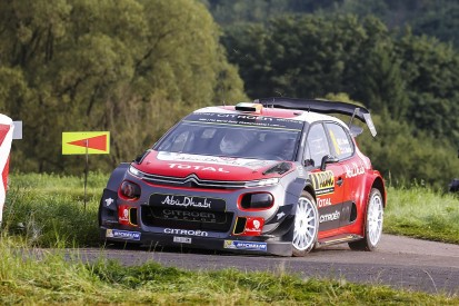 Breen: Citroen's C3 WRC car becoming 'more compliant' ahead of 2018