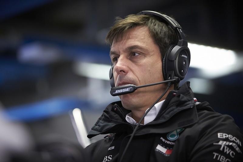 "Italian GP qualifying ""absurdity"" unprecedented - Mercedes' Wolff"