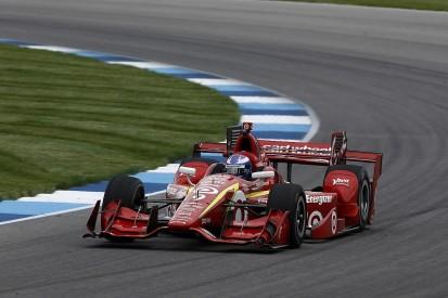 Scott Dixon quickest in second practice on Indianapolis road course