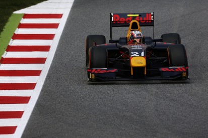 GP2 Barcelona: Red Bull junior Gasly on top for new team Prema