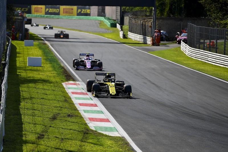 Hulkenberg: 0.5s tow reason for Monza scenes, FIA continues inquiry