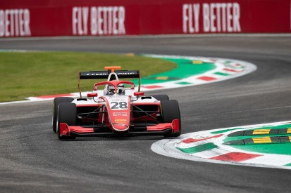"""Why """"dangerous"""" Formula 3 Monza qualifying was red-flagged"""