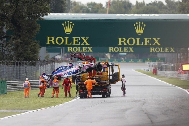 Russell: Recovery vehicle deployed in FP1 was stupid and unnecessary