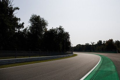 Parabolica sausage kerb removed after Peroni crash, affects F1 FP3