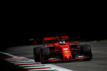 Vettel beats Verstappen to top F1's Italian GP final practice