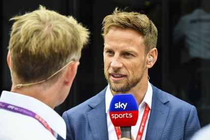 Ex-F1's Jenson Button to drive a SUPER GT entry in DTM finale