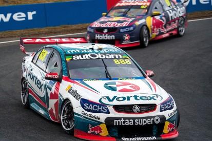 Supercars stars Lowndes, van Gisbergen get McLaren Bathurst drive