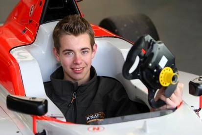 Red Bull signs Formula 4 racer Richard Verschoor as junior driver