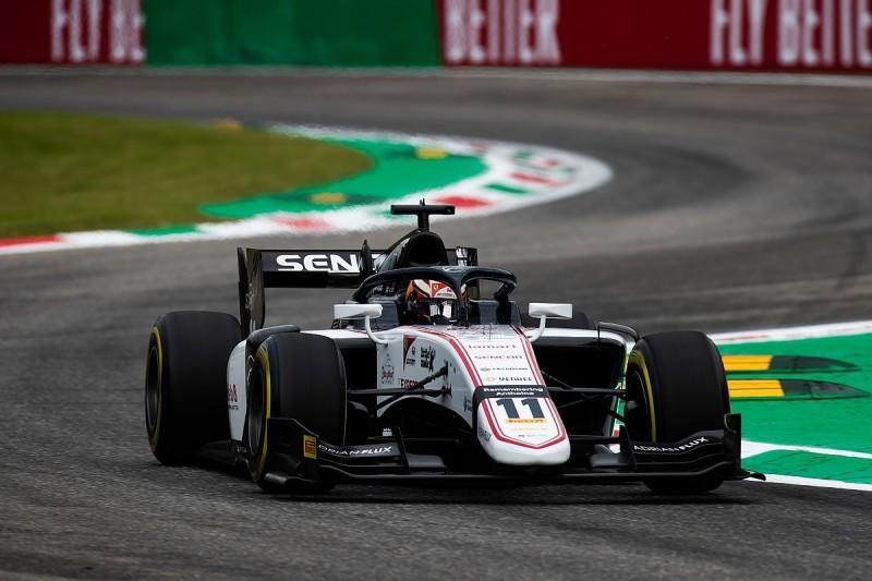 Ferrari Formula 1 junior Ilott grabs maiden F2 pole at Monza