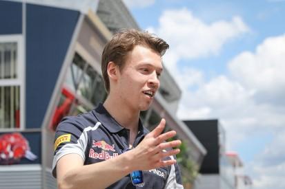 Kvyat sees 'no reason' for Red Bull F1 swap with Verstappen
