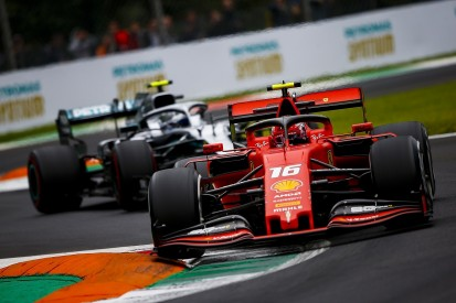 """Leclerc: Ferrari F1 Italian GP practice pace """"not the real picture"""""""