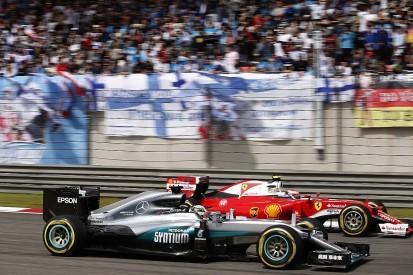 Raikkonen: Ferrari F1 team closer to Mercedes than results suggest