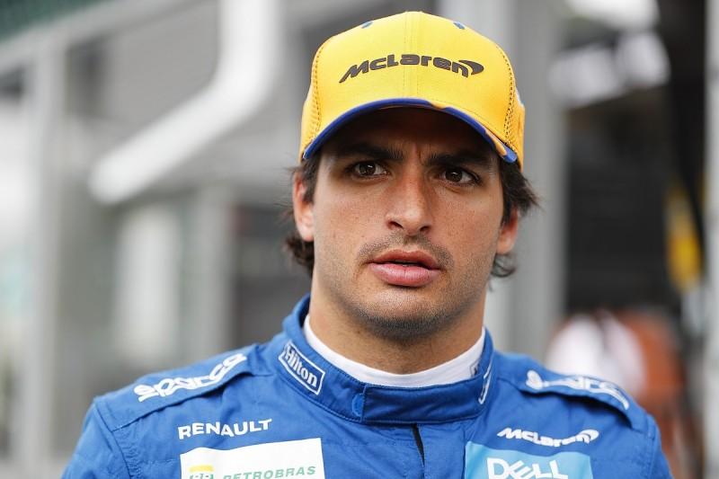 Sainz: Hubert tragedy has changed Formula 1 run-off debate