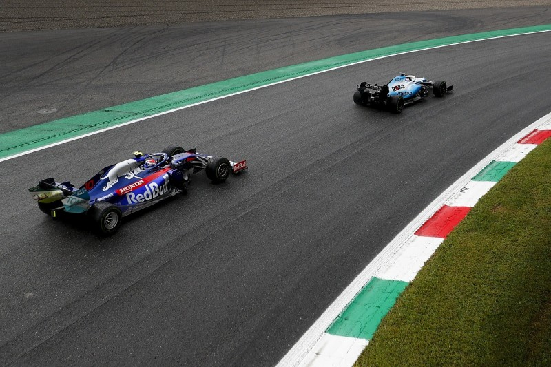 """""""Strange games"""" predicted for Monza F1 qualifying"""