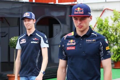 Red Bull Verstappen switch 'kills off' F1 driver market - Horner
