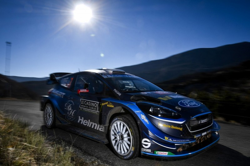 M-Sport Ford adds Pontus Tidemand to Rally GB WRC line-up