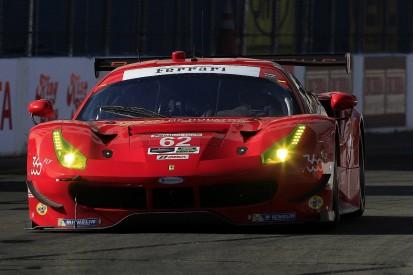 Risi Ferrari team recalls Matteo Malucelli for Le Mans 24 Hours