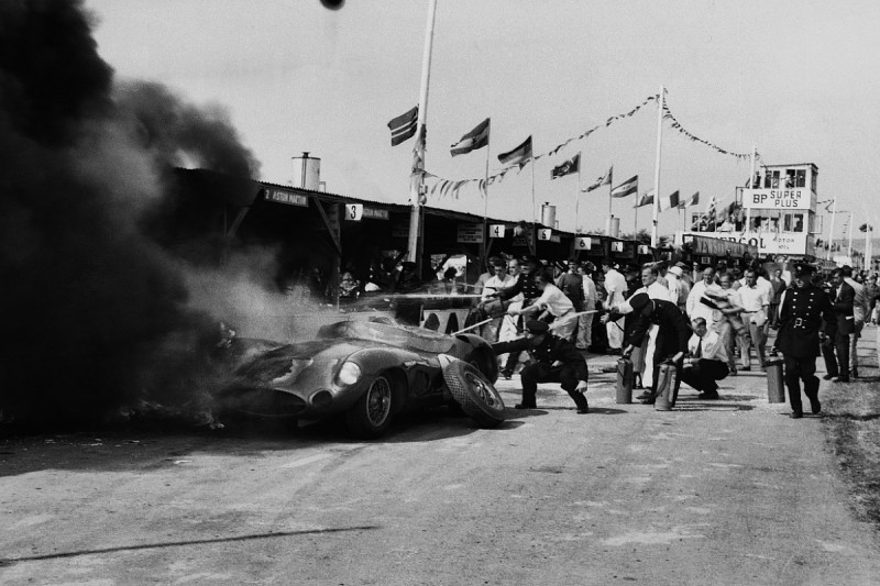 Goodwood Revival to celebrate 60th anniversary of '59 RAC TT race