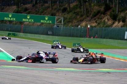 Albon's Red Bull F1 debut praised too much - Kvyat