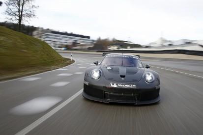 Porsche reveals its new car for 2017 factory GTE Pro WEC return