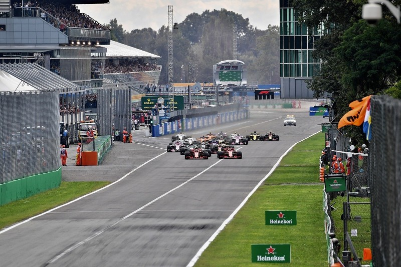 Italian Grand Prix finally secures F1 future with new Monza deal