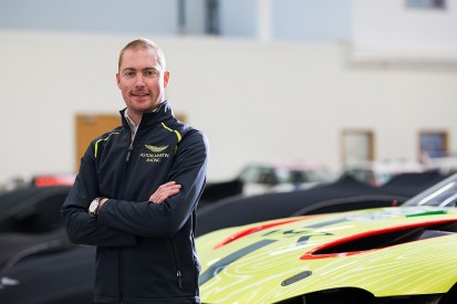 Maxime Martin joins Aston Martin's WEC squad after BMW departure
