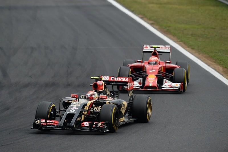 Maldonado Claims He Was Very Close To A Ferrari F1 Deal For 2014