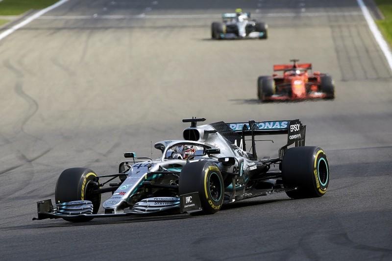 "Hamilton: Mercedes needs ""drastic"" F1 straightline gains for Monza"