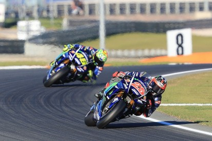 Vinales thought being Rossi's Yamaha MotoGP team-mate would be harder