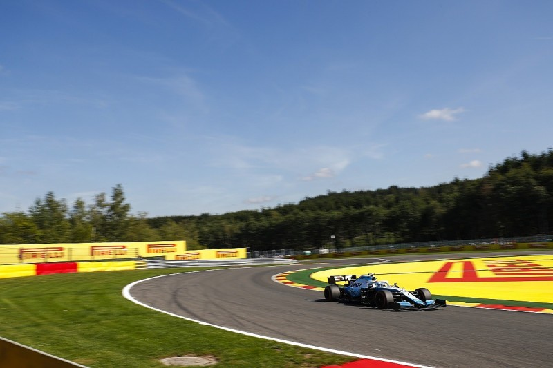 "Latifi and Kubica among Williams's ""handful"" of 2020 F1 options"