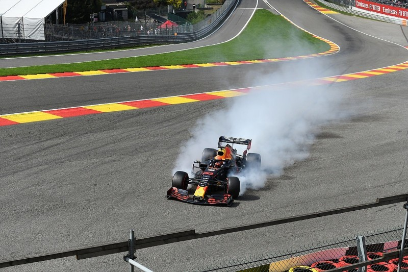 Verstappen loses Autosport readers' F1 driver ratings lead after Spa