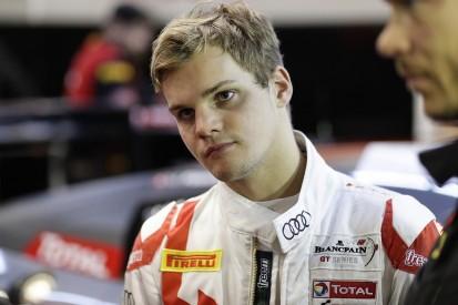 Dries Vanthoor gets factory Audi GT contract for 2018