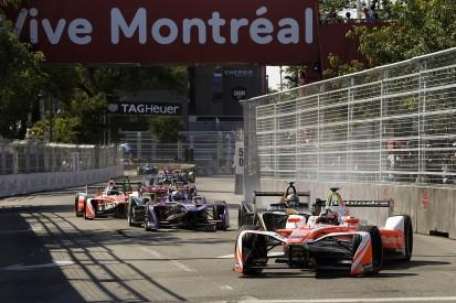 Montreal cancels planned 2017/18 Formula E season finale