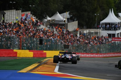 Black and white flag becomes F1's official 'yellow card' warning