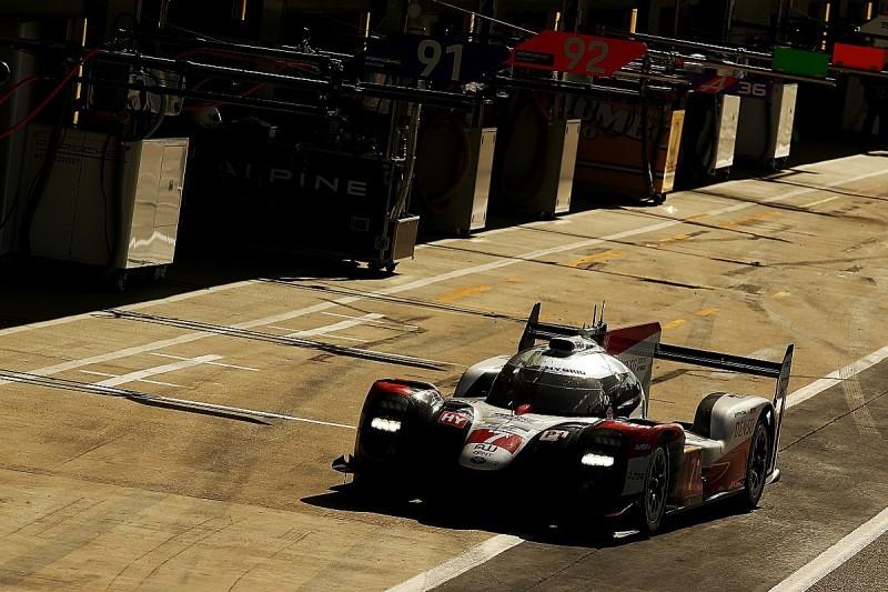 Rebellion's Menezes accuses Toyota of hiding WEC Silverstone pace