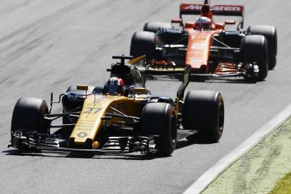 Prost: McLaren 2018 engine supply deal positive pressure on Renault