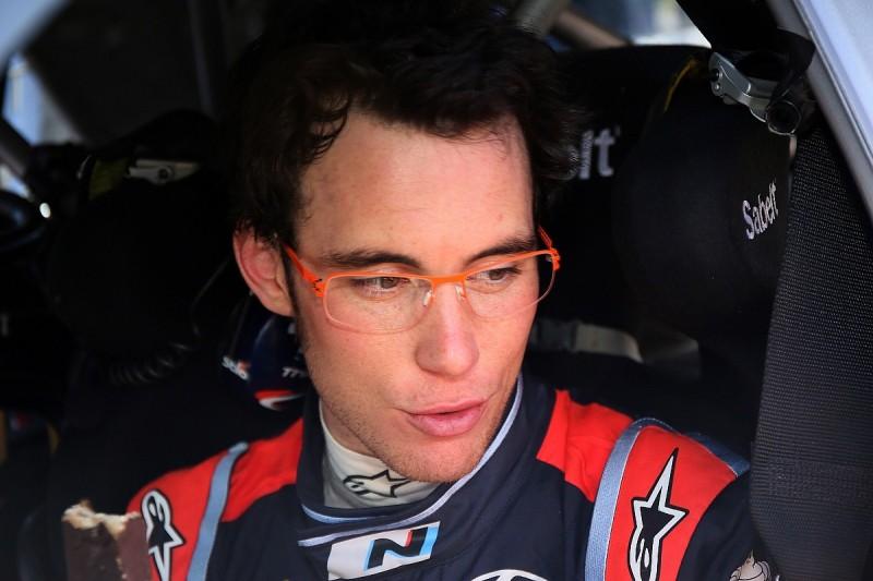 Thierry Neuville shunts Hyundai WRC car in pre-Rally Portugal test