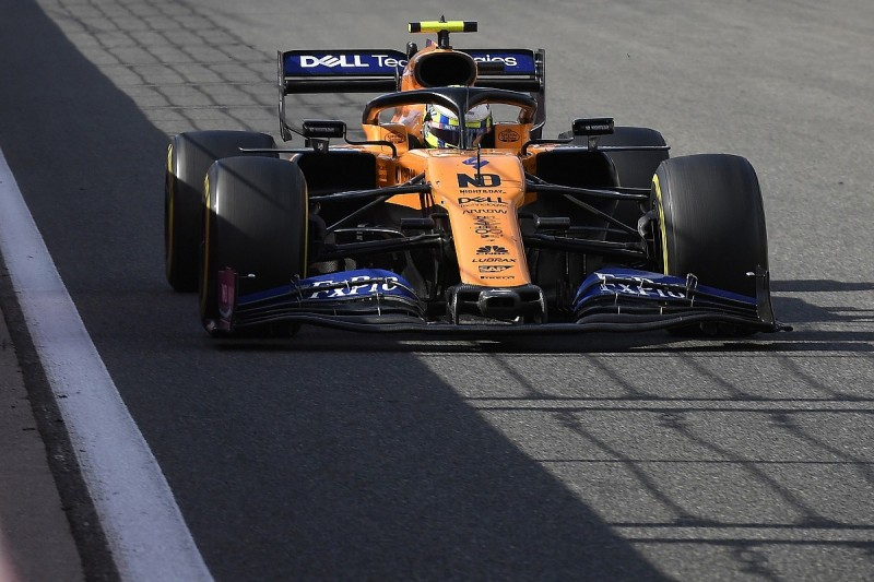 """Norris says even F1 drivers take level of safety """"for granted"""""""