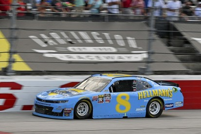 Earnhardt relieved by form in one-off Xfinity run at Darlington