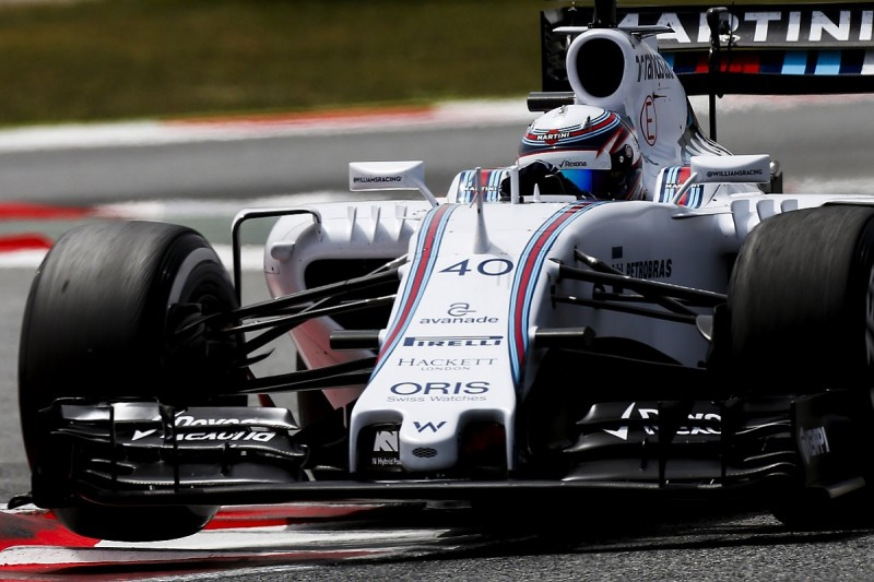 Alex Lynn to get Williams F1 test outing after Spanish Grand Prix