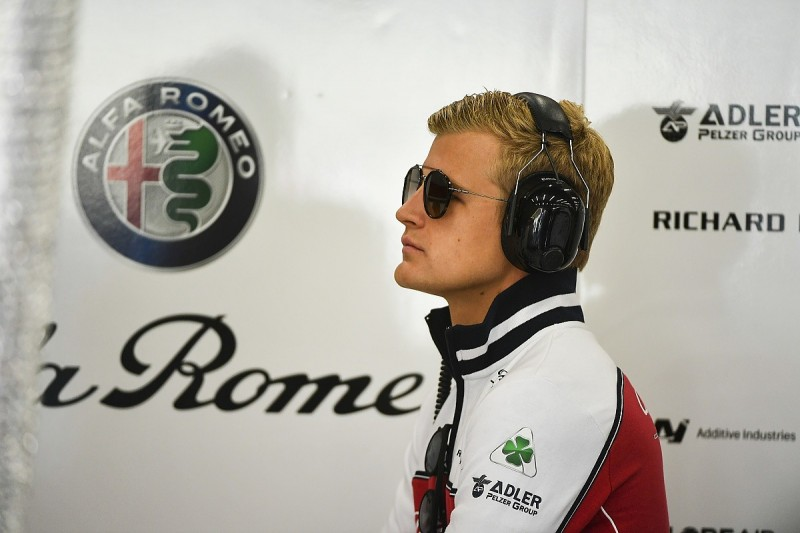 """SPM's Schmidt thinks Ericsson """"pretty pissed"""" at F1 Spa events"""