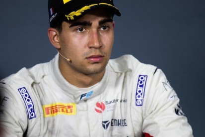 """Correa in intensive care """"for some more time"""" after Spa F2 crash"""