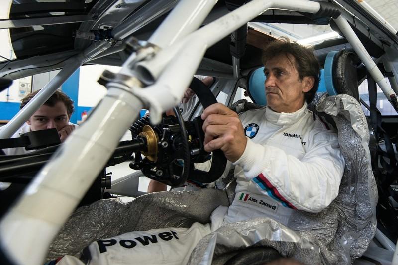 Alex Zanardi targets racing in the 2019 Daytona 24 Hours with BMW