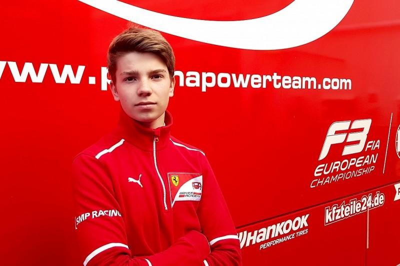 Ferrari junior Shwartzman joins Prema for 2018 European F3 season