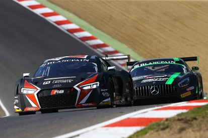 Brands Hatch Blancpain: Mies, Ide take Sprint victory for WRT