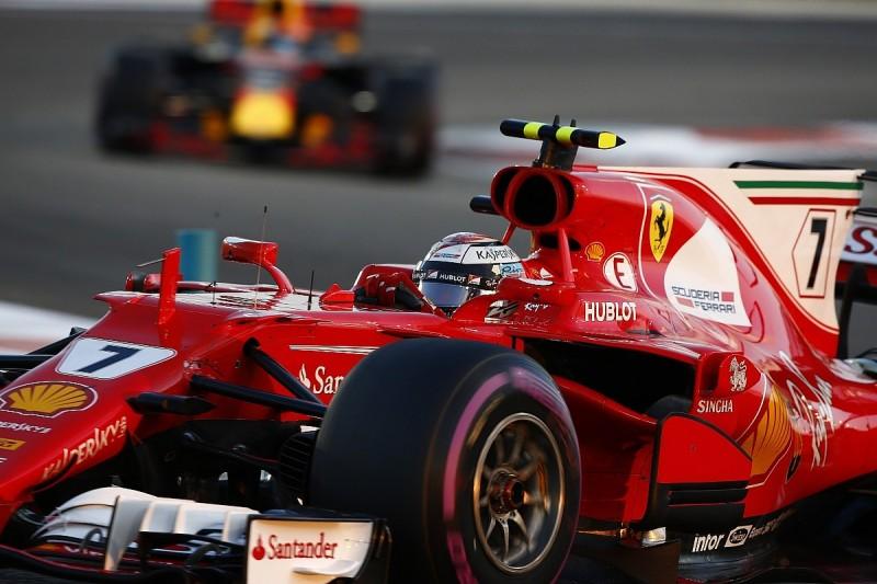 Video: Ferrari F1 driver Raikkonen still has hunger to win races